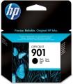 TIHP, HP 901 Bk, Original HP Tintenpatrone, schwarz