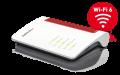 NET, WLAN Wi-Fi 6, Modem-Router, AVM Fritz!Box 7530AX
