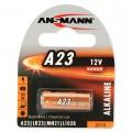 Batterie, A23, Ansmann Alkaline, 12V, 1er Blister (5015182)