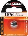 Batterie, LR44, Ansmann Alkaline, 1,5V (5015303)