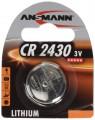 Batterie, CR2430, Ansmann Lithium, 3V (5020092)