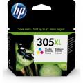 TIHP, HP #305XL Color, Original HP Tintenpatrone, TriColor